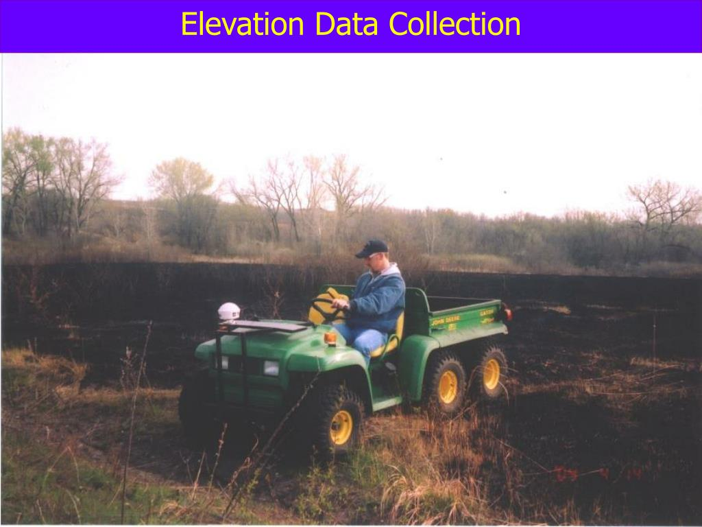 Elevation Data Collection