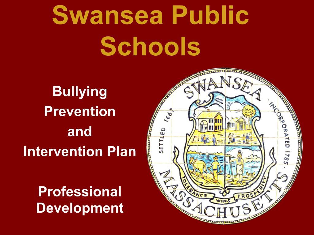 Swansea Public Schools