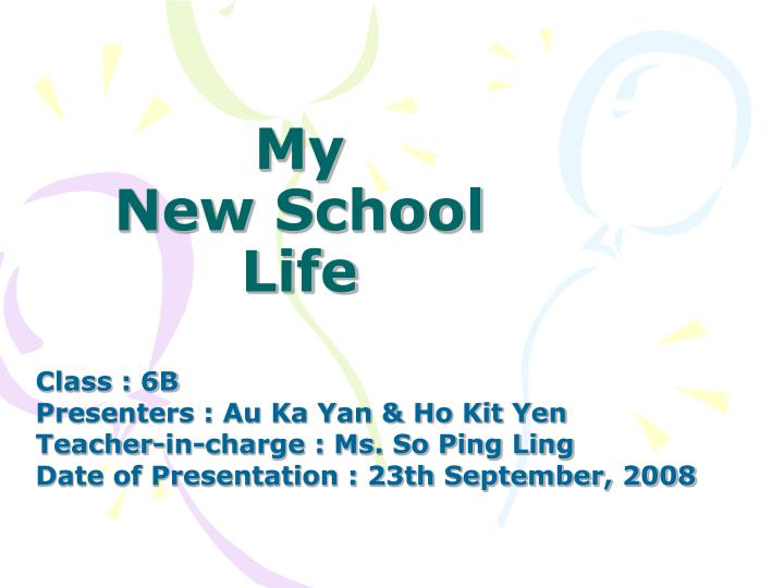 My new school life l.jpg