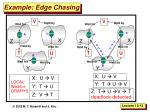 example edge chasing