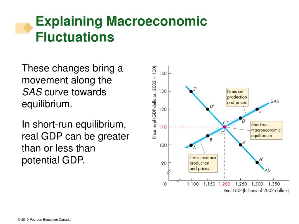 Explaining Macroeconomic Fluctuations