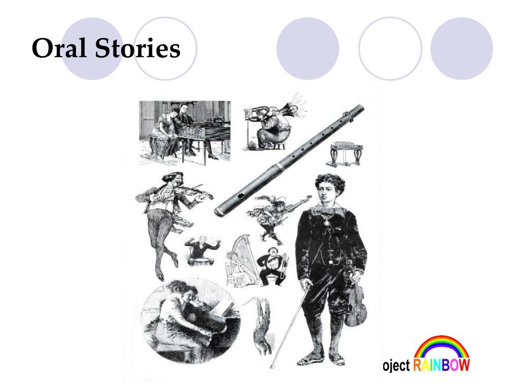 Oral Stories