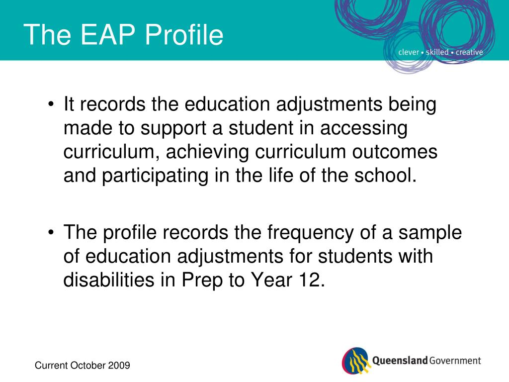 The EAP Profile
