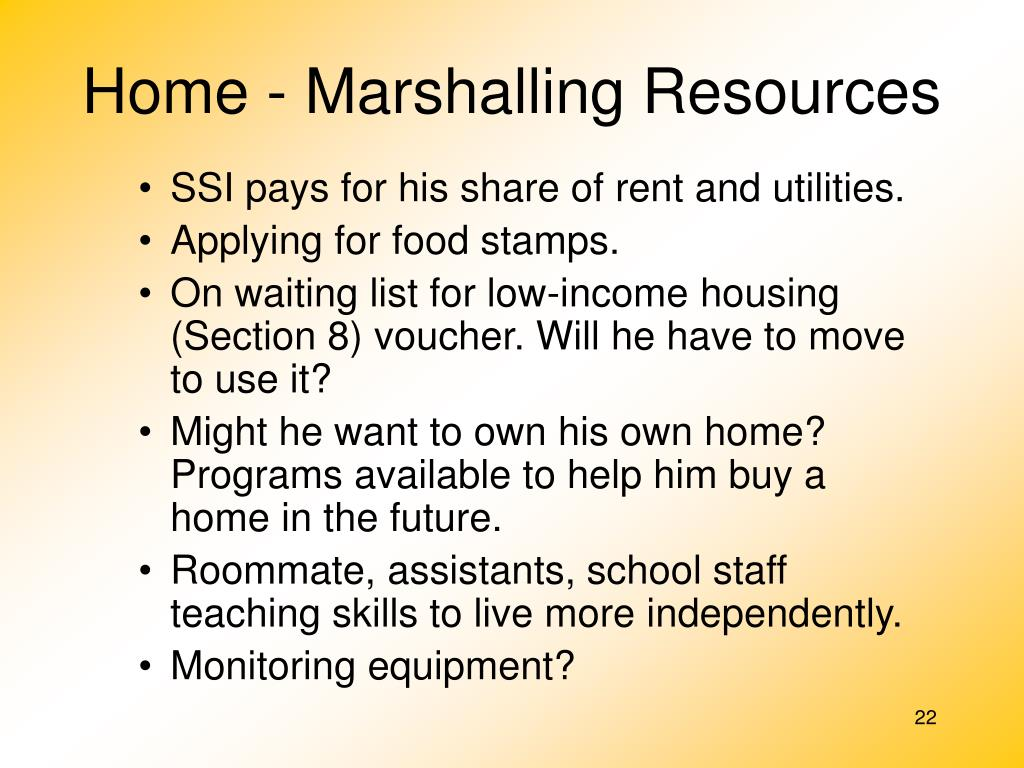 Home - Marshalling Resources