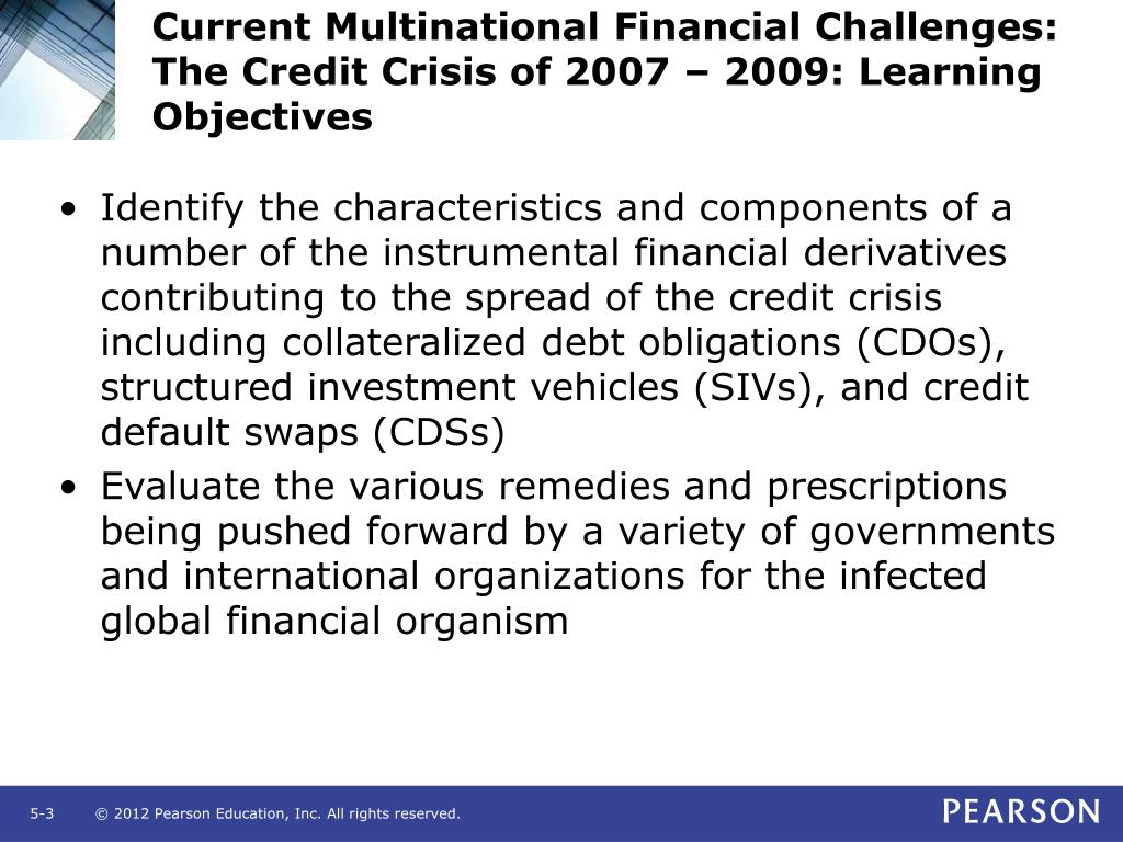 the current financial crisis and the It is now clear that the global economy is facing the worst economic and financial  crisis since the second world war the crisis manifested itself initially in.