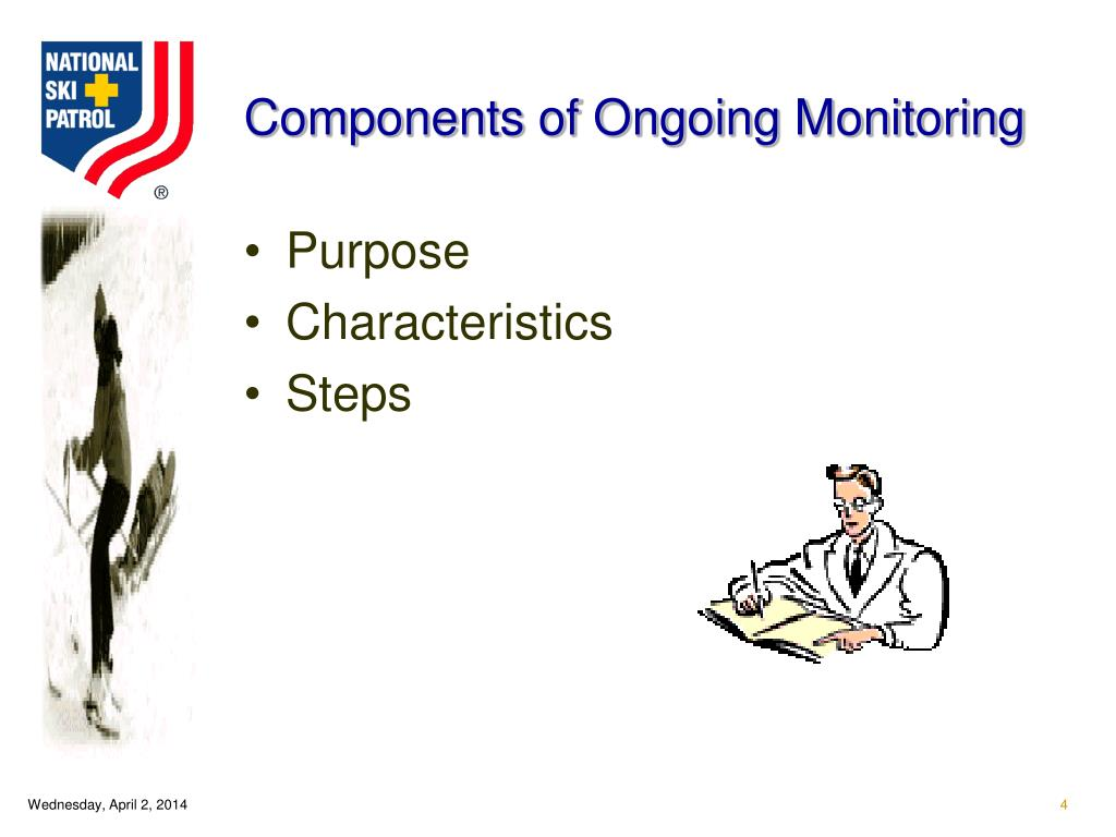 Components of Ongoing Monitoring