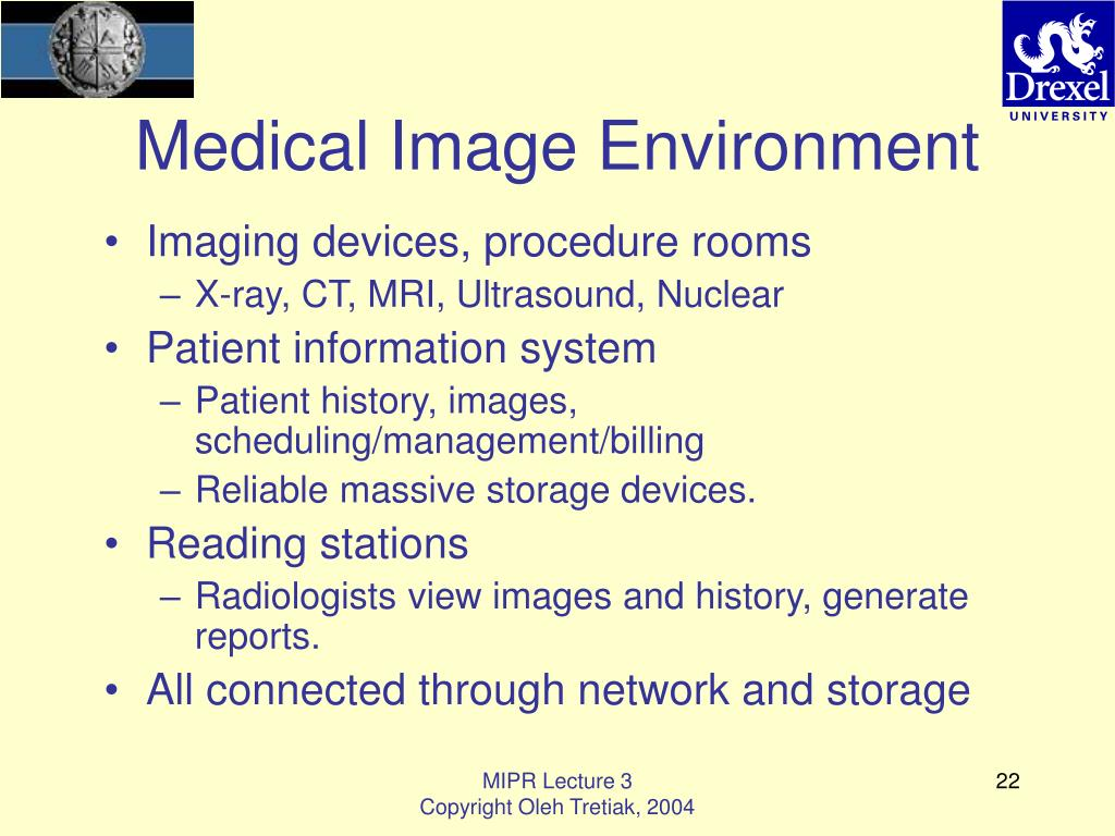 Medical Image Environment