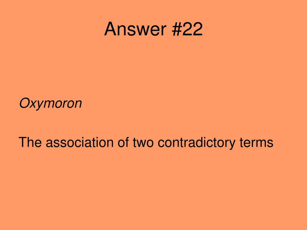 Answer #22
