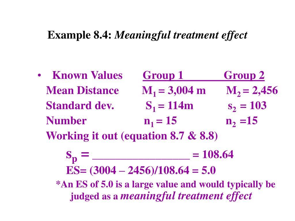 Example 8.4: