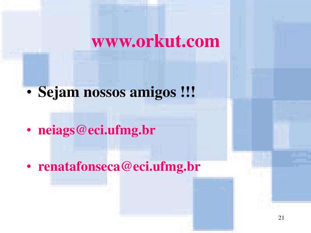 www.orkut.com