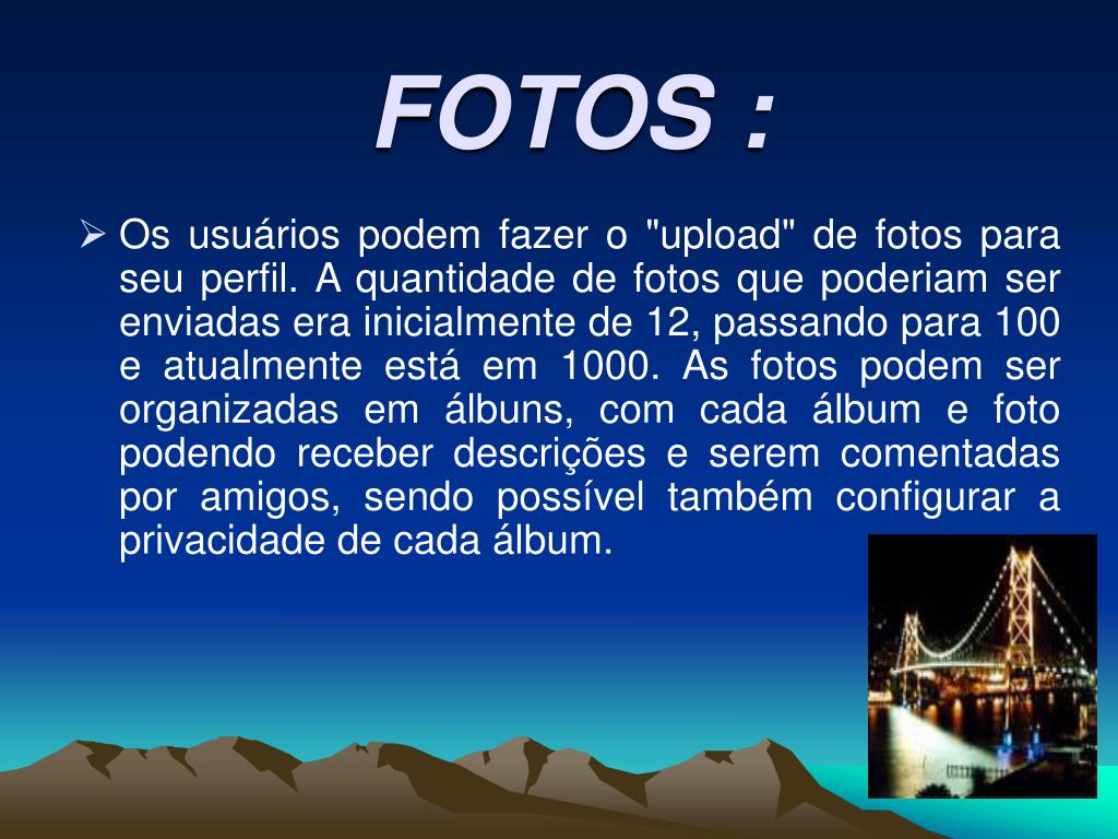FOTOS :
