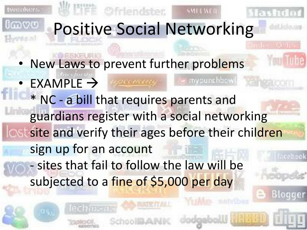 Positive Social Networking