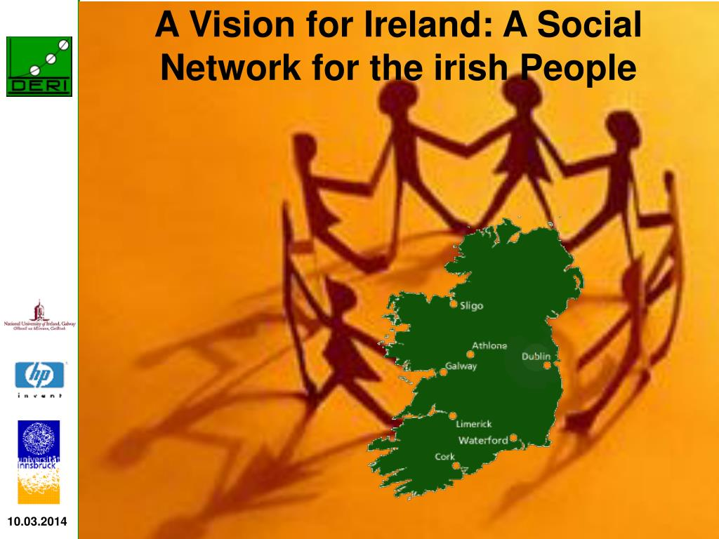 A Vision for Ireland: A Social Network for the irish People