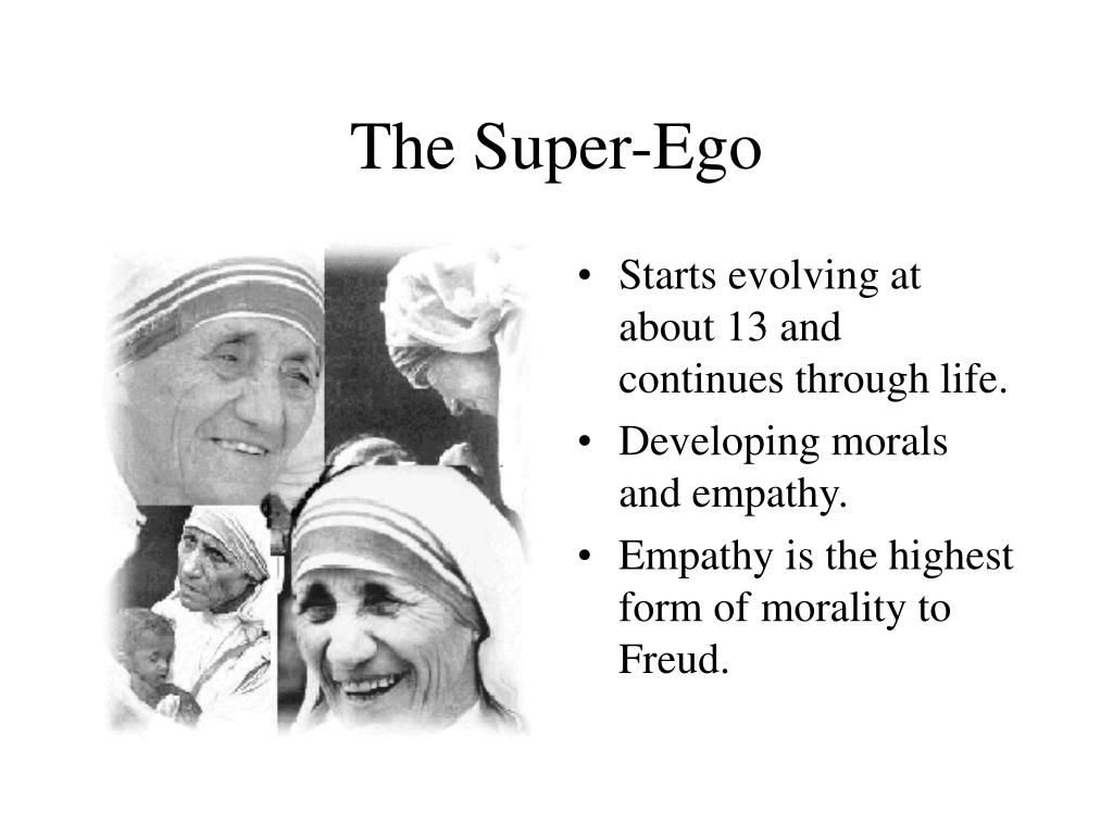 The Super-Ego
