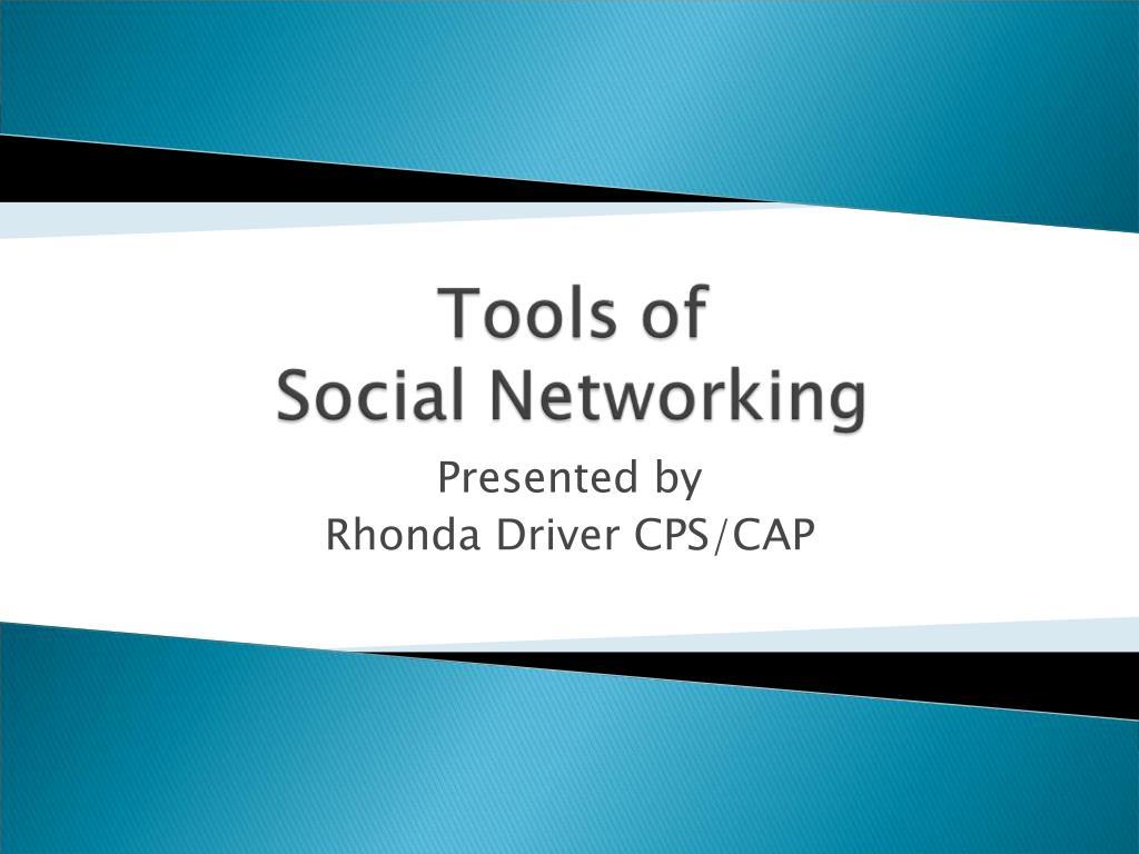 presented by rhonda driver cps cap