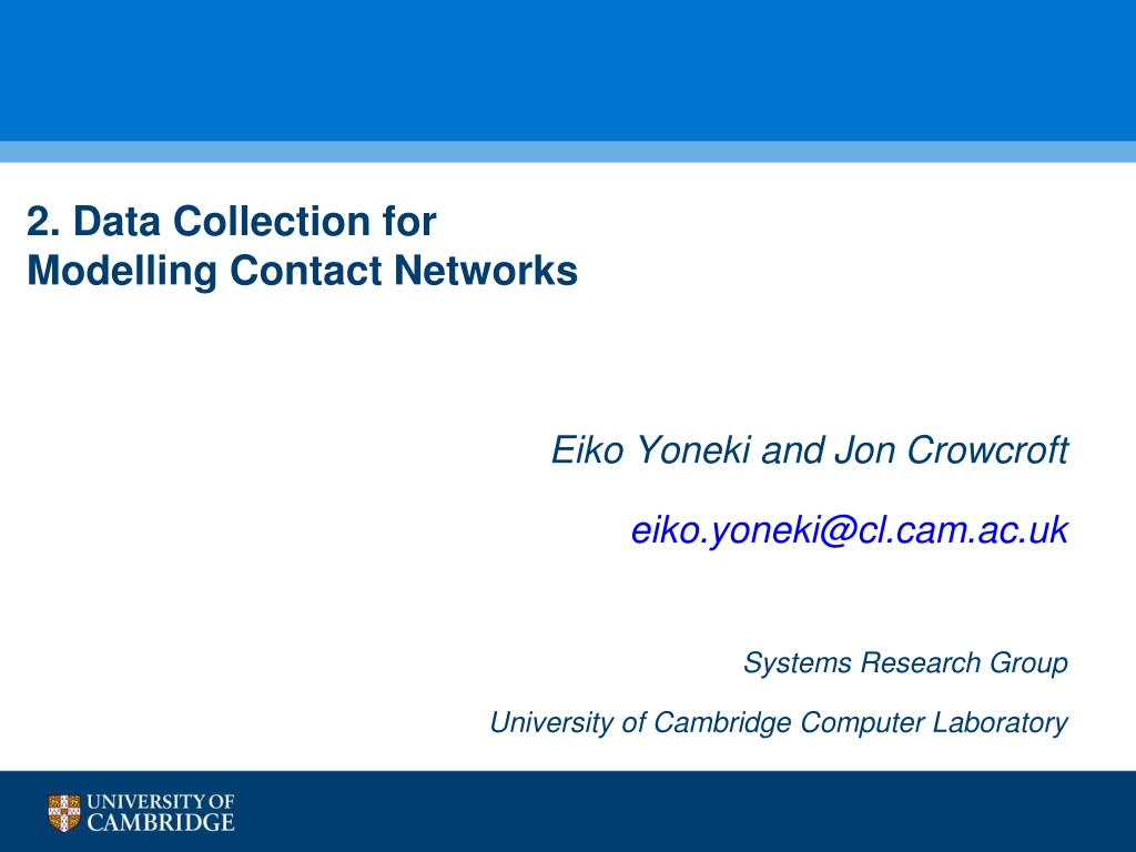 2. Data Collection for