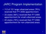 jarc program implementation6