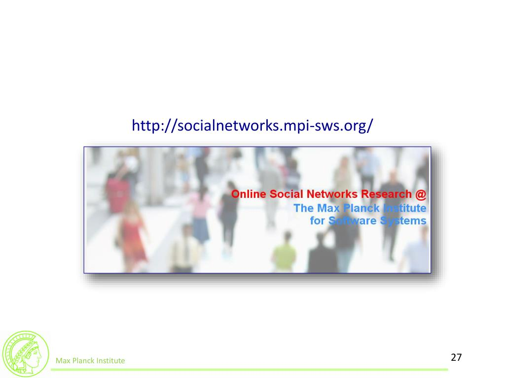 http://socialnetworks.mpi-sws.org/