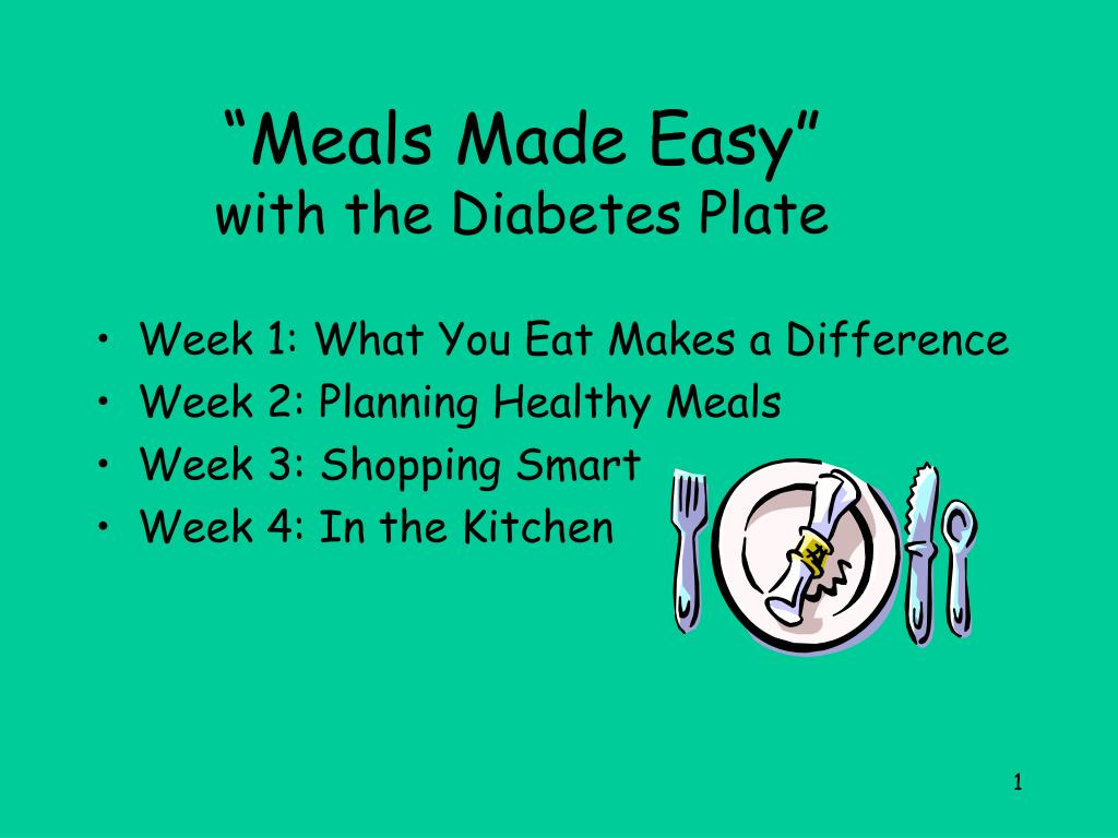 """Meals Made Easy"""