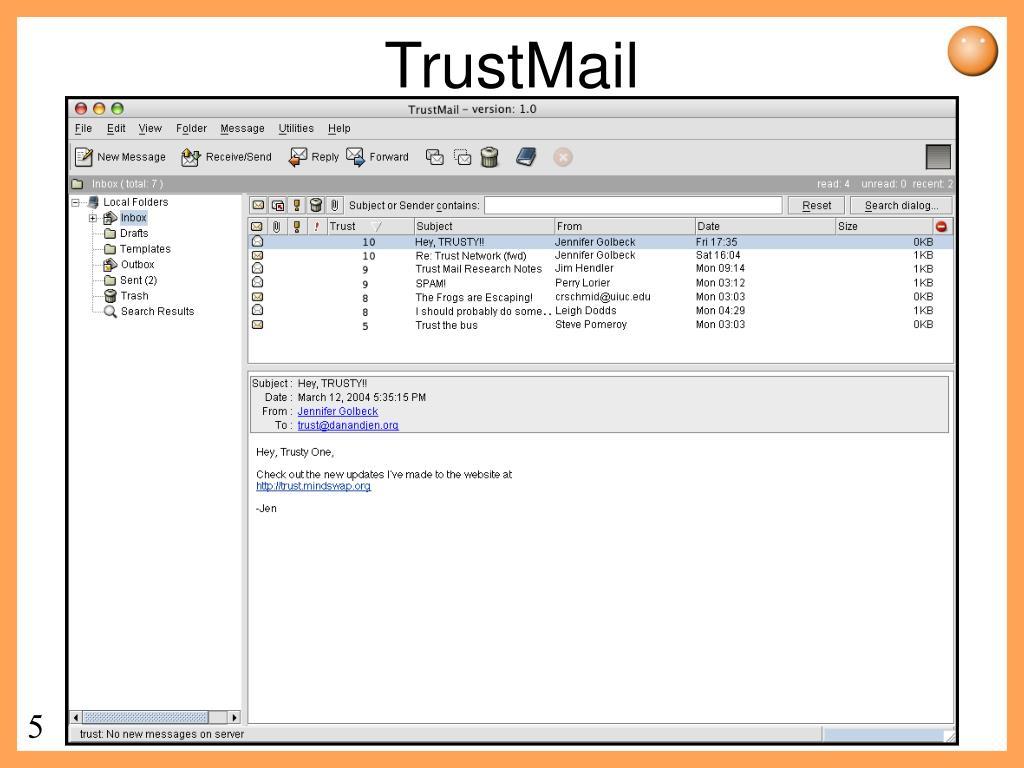 TrustMail