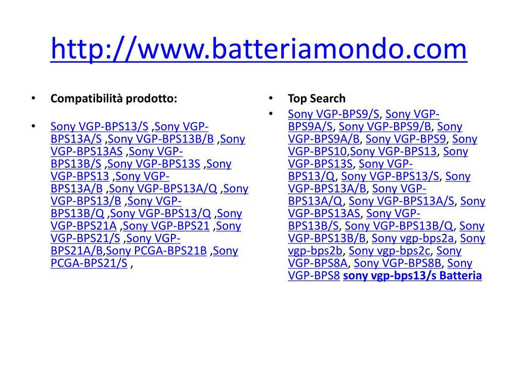 http://www.batteriamondo.com