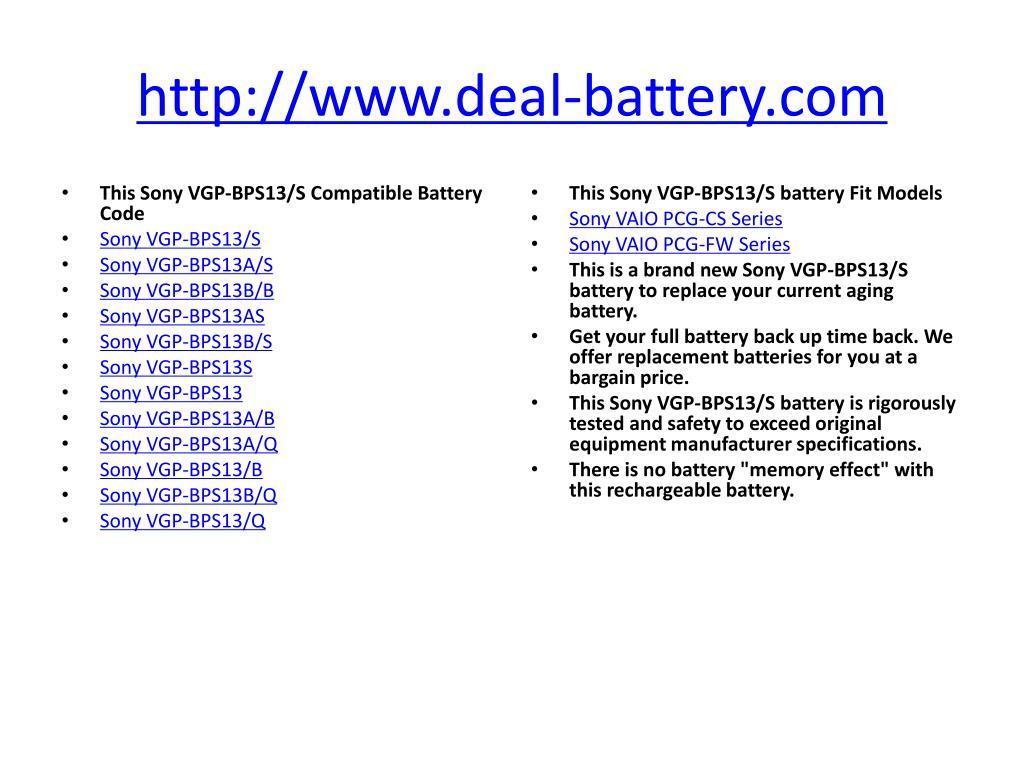 http://www.deal-battery.com