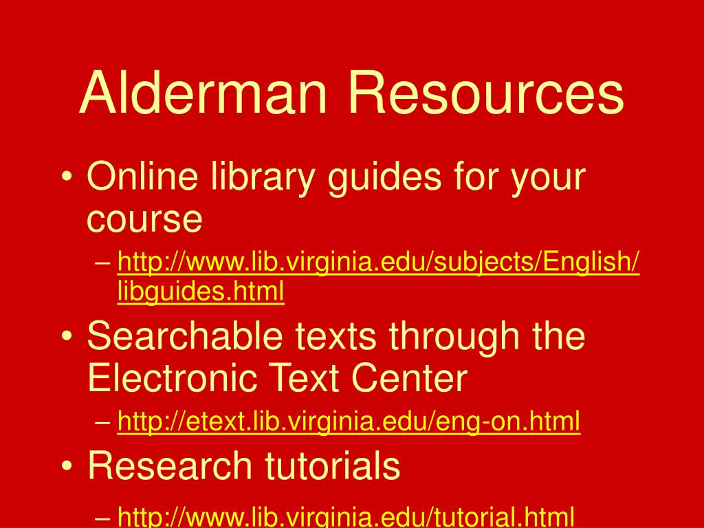 Alderman Resources