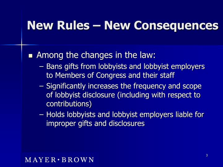 New rules new consequences3