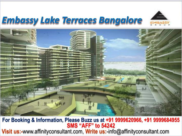 Embassy Lake Terraces