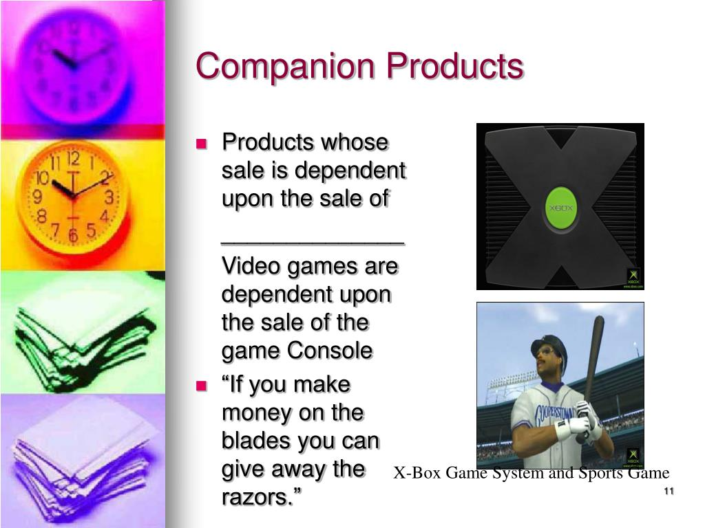 Companion Products