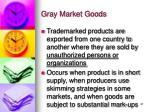 gray market goods37