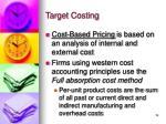 target costing15
