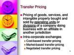 transfer pricing18
