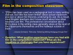 film in the composition classroom2