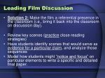 leading film discussion9