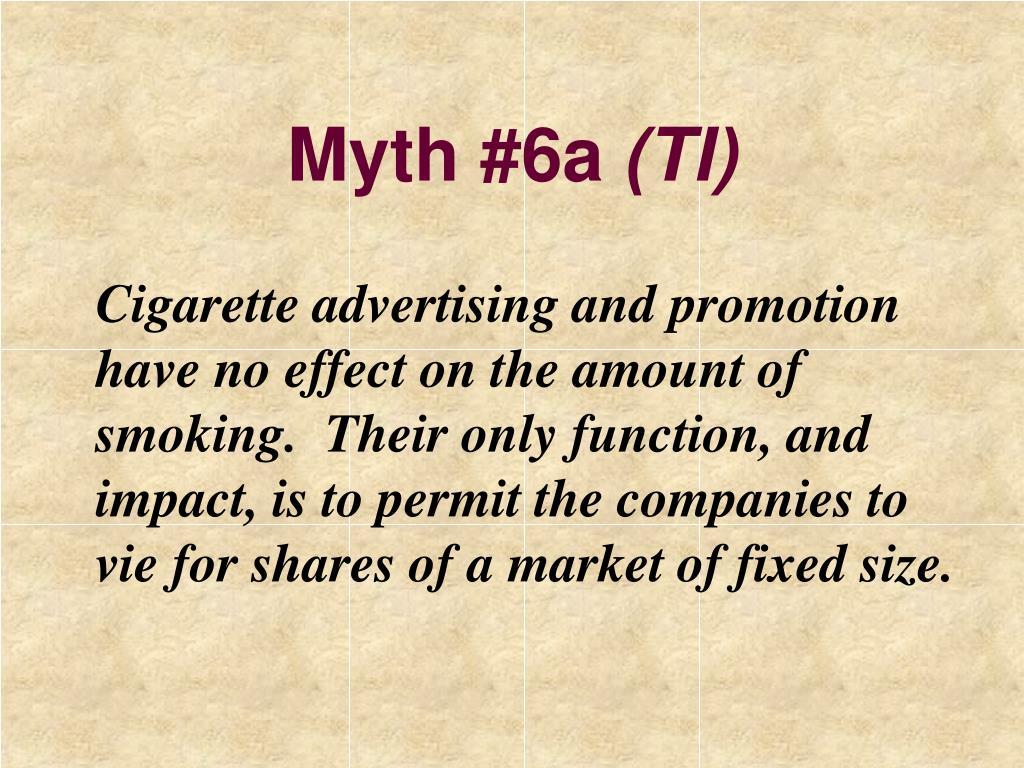 Myth #6a