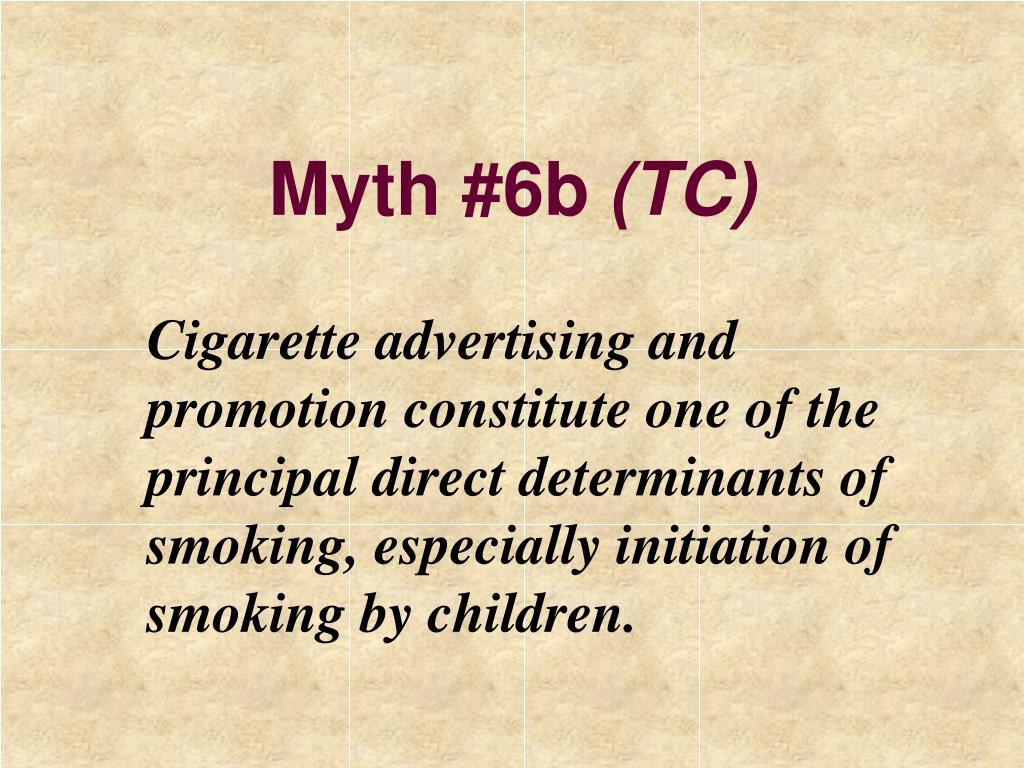 Myth #6b