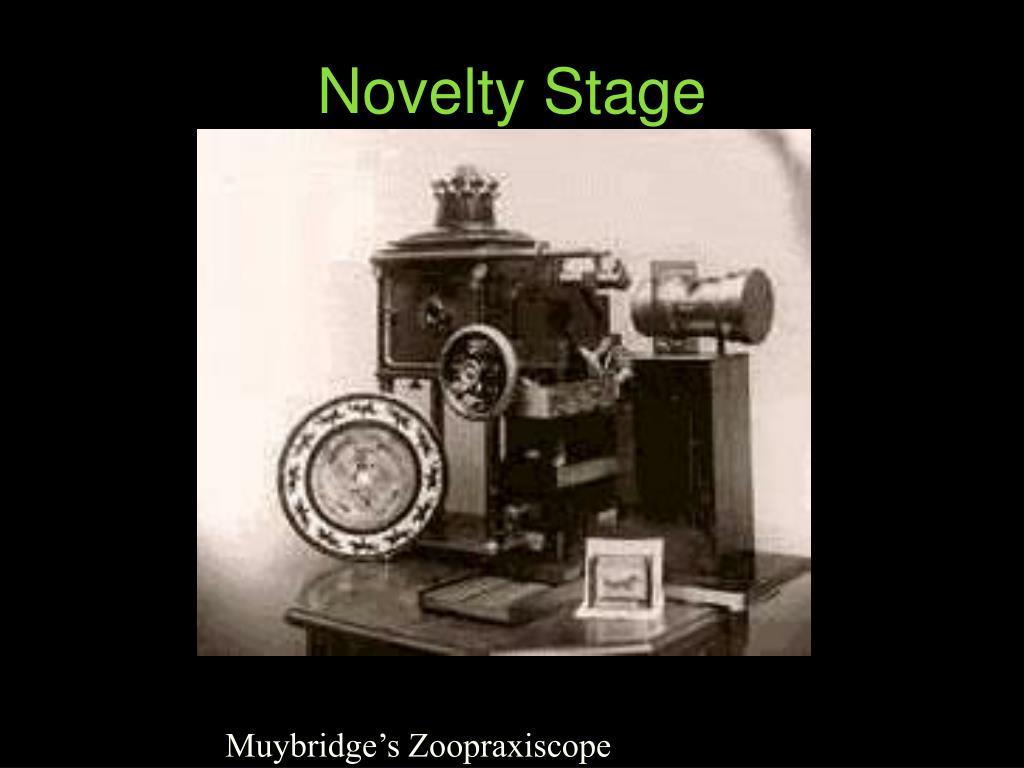 Novelty Stage