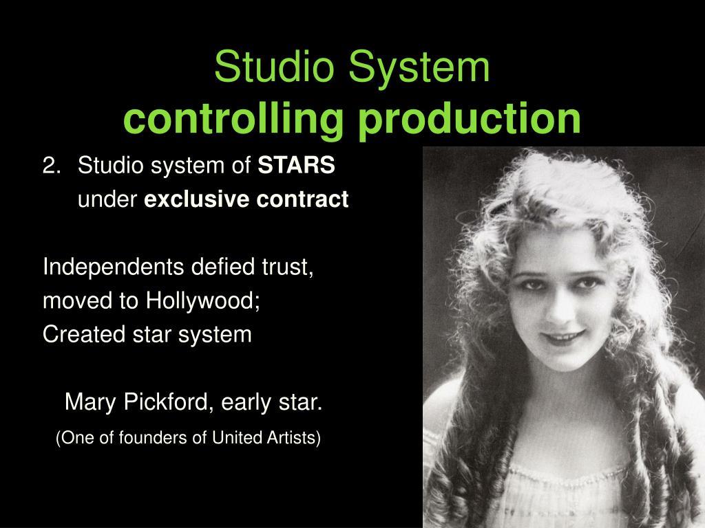 Studio System