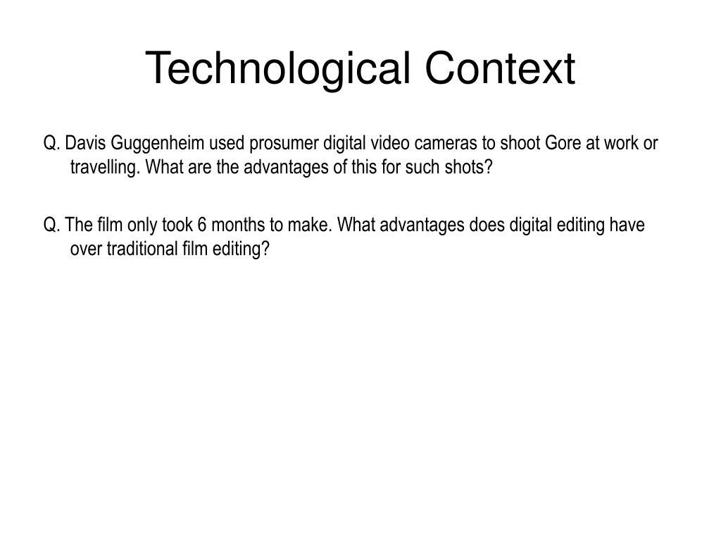 Technological Context