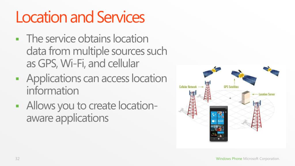 Location and Services