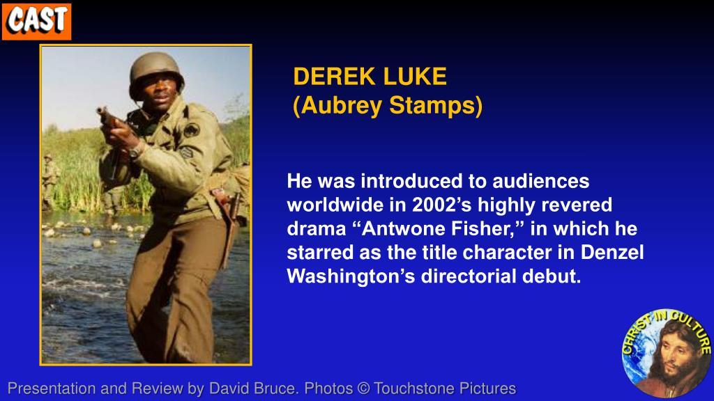 DEREK LUKE