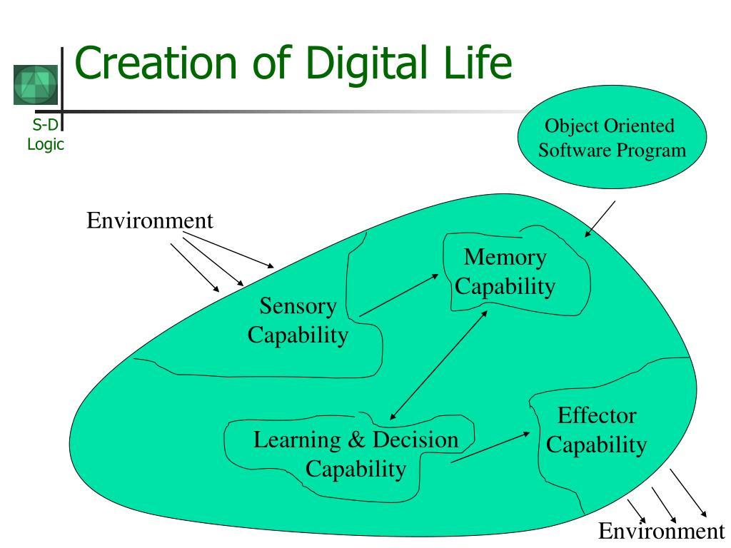 Creation of Digital Life
