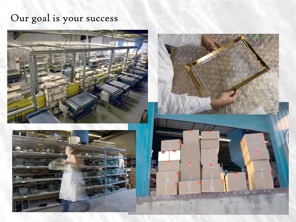 Our goal is your success