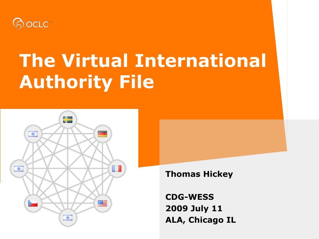 the virtual international authority file