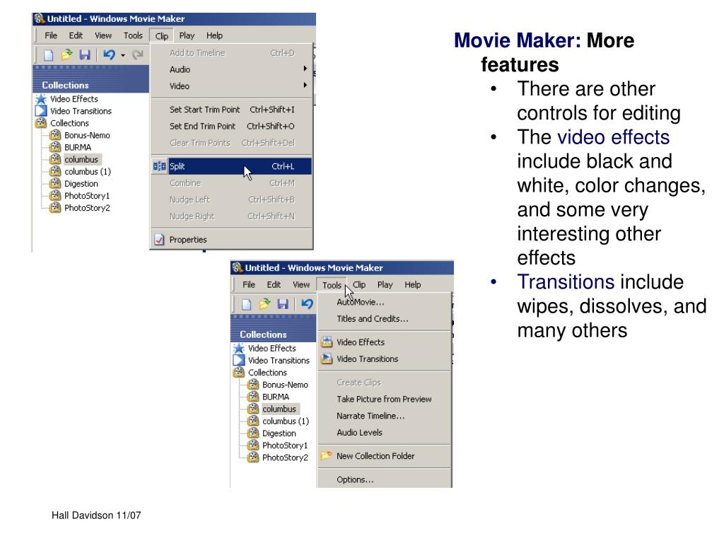 Movie Maker: