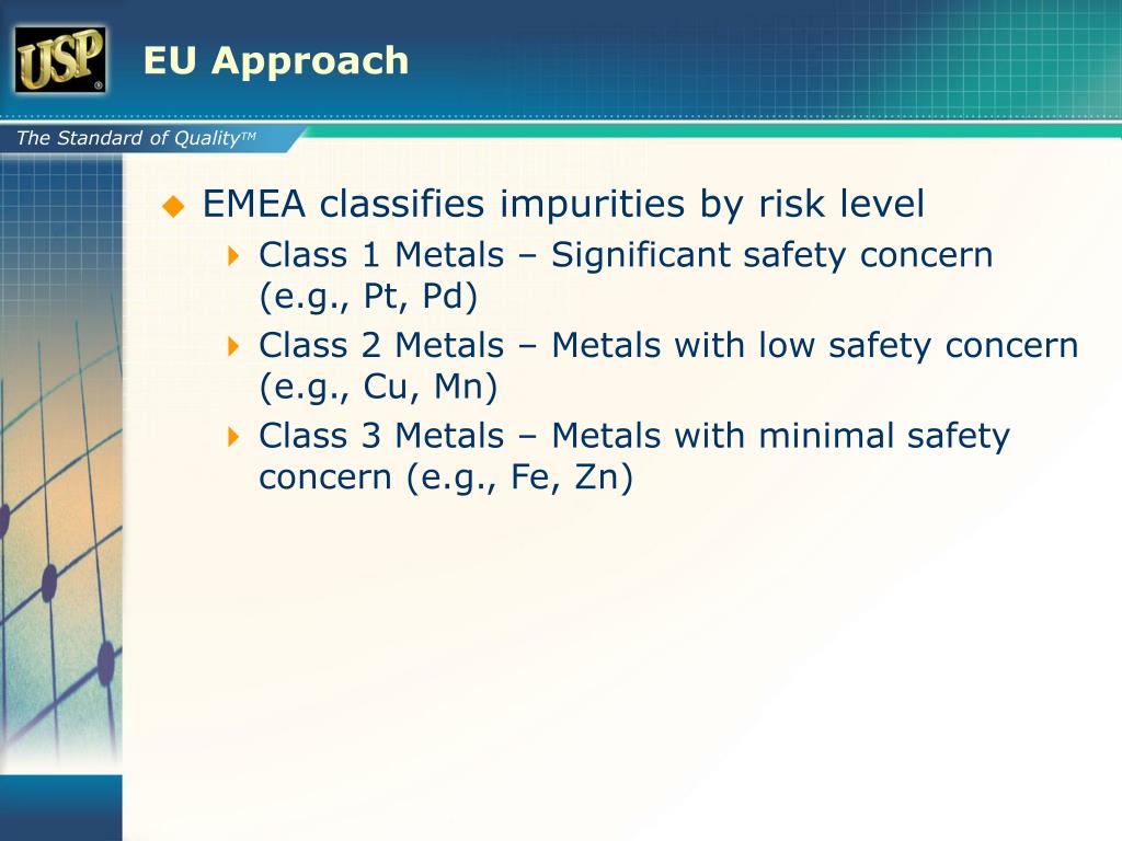 EU Approach