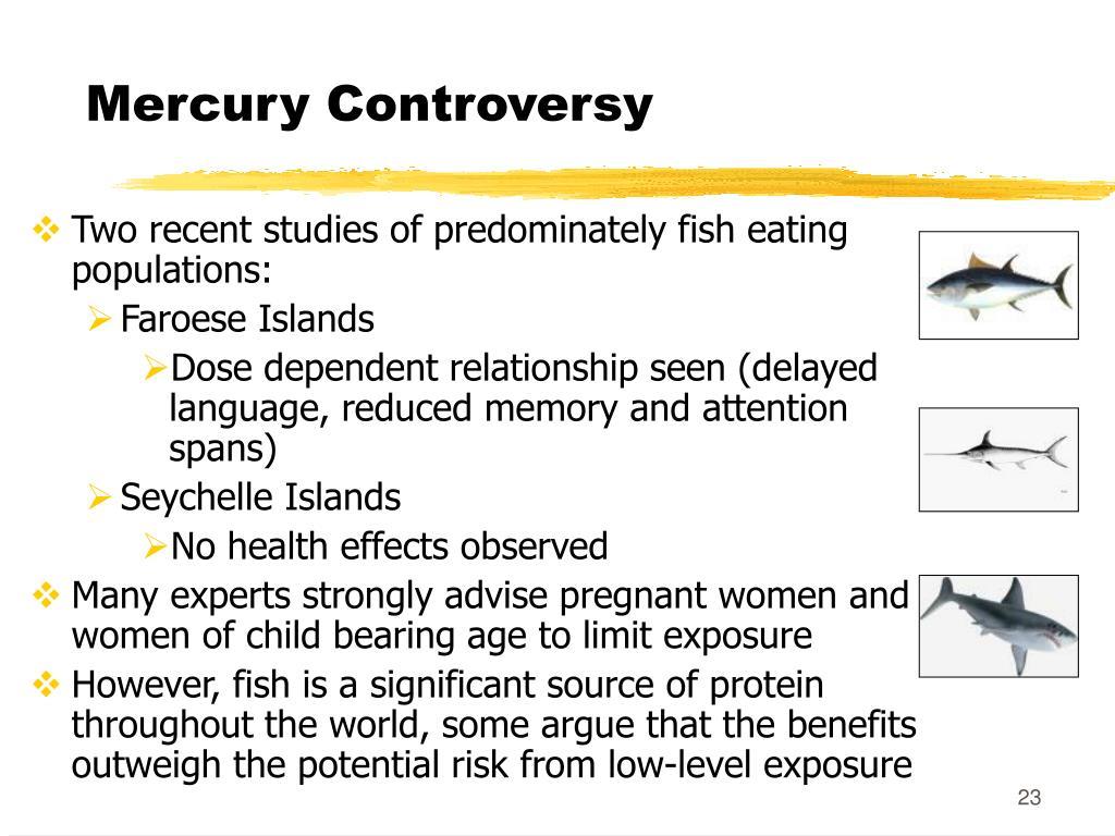 Mercury Controversy