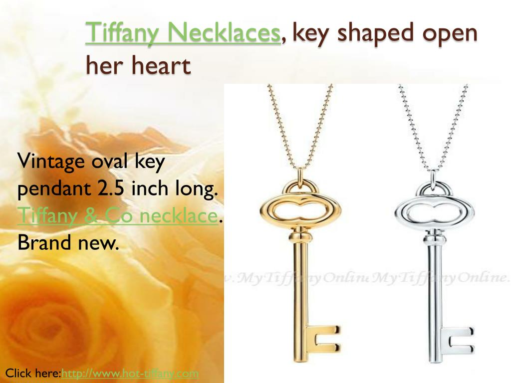 Tiffany Necklaces
