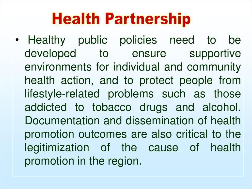 Health Partnership